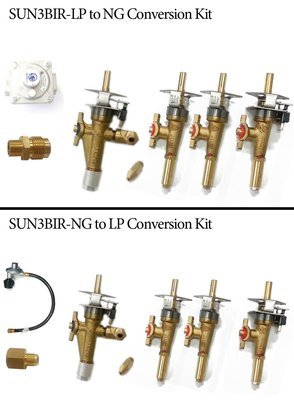 Conversion Kit for Sun3B-28