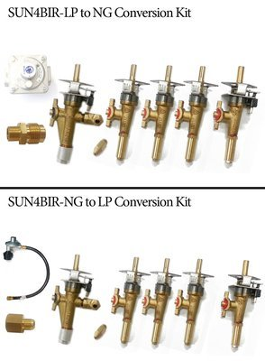 Conversion Kit for Sun4B-34