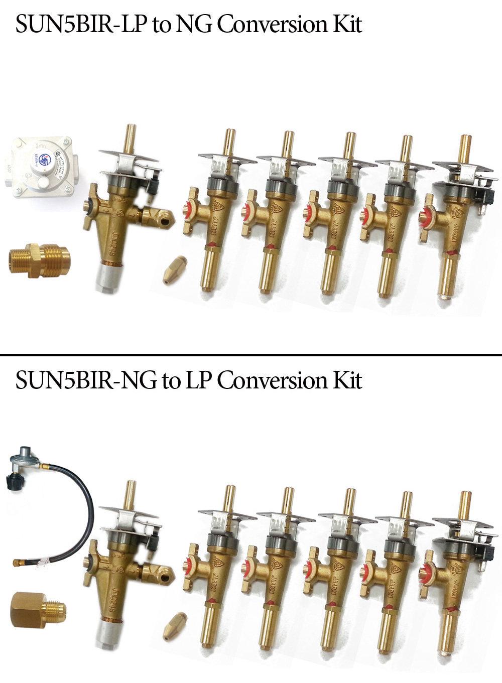 "Conversion Kit for Sun5B-42""Grill w/IR"