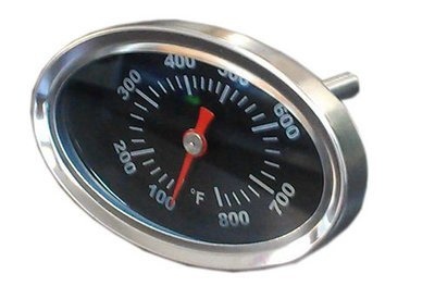 Sunstone Grill Temperature Gauge