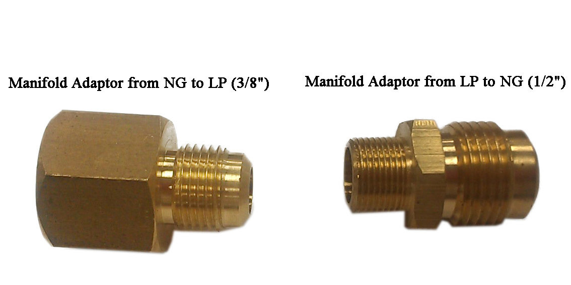 Manifold Adaptor
