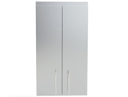 "24"" Full Height Double Door Cabinet w/Four Shelves  - Item No. SWC24FDD"