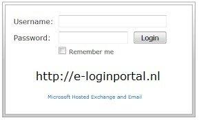 https://e-loginportal.nl