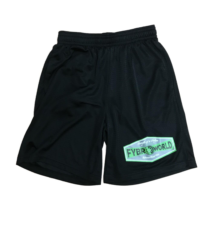 FYBR World Shorts