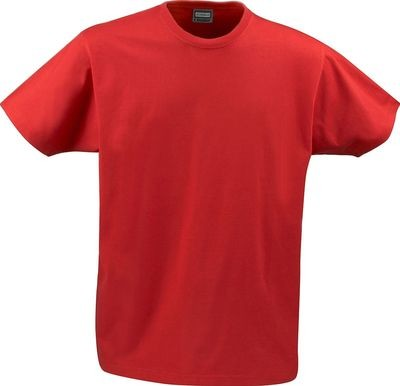 Männer T-Shirt rot