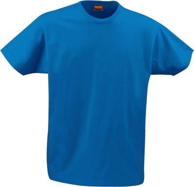Männer T-Shirt blau