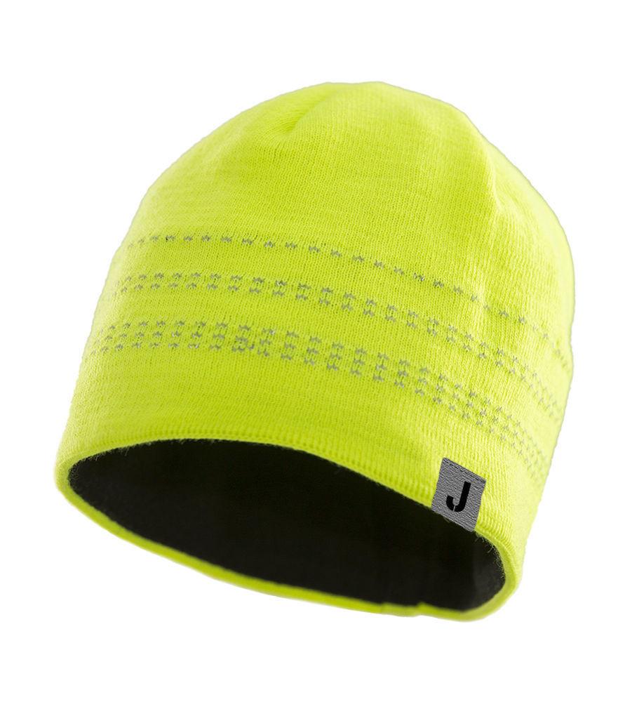 Mütze Hi-Vis gelb