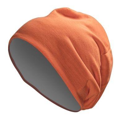 Mütze  orange