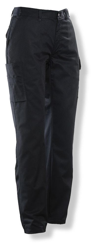 Damen Bundhose schwarz