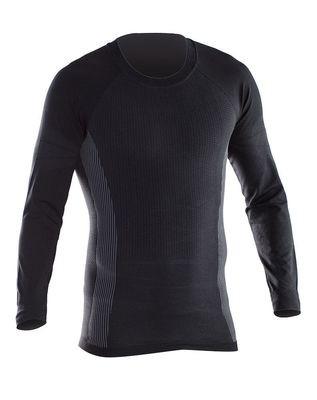 Sweater Next to Skin grau / schwarz