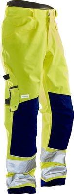 Shell Hose Hi-Vis gelb / marine