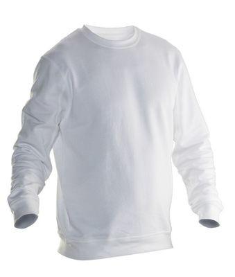 Sweatshirt weiss