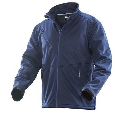 Softshell Jacke dunkelblau