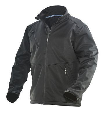 Softshell Jacke schwarz