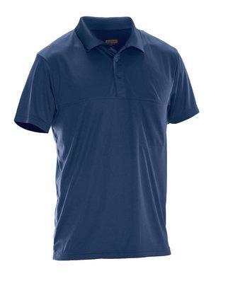 Poloshirt  Spun Dye marineblau