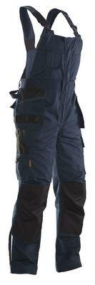 Latzhose dunkelblau