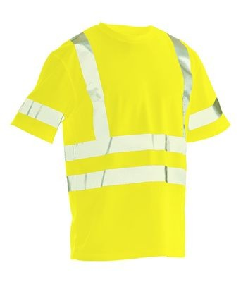 T-Shirt Spun Dye gelb