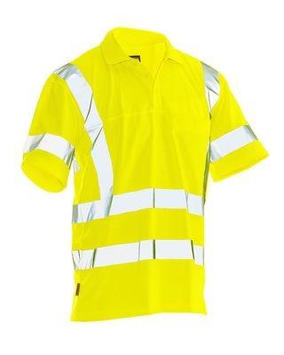 Poloshirt  Spun Dye gelb