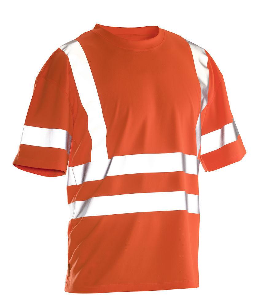 T-Shirt Hi-Vis orange