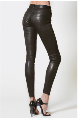 Washable Leather Leggings