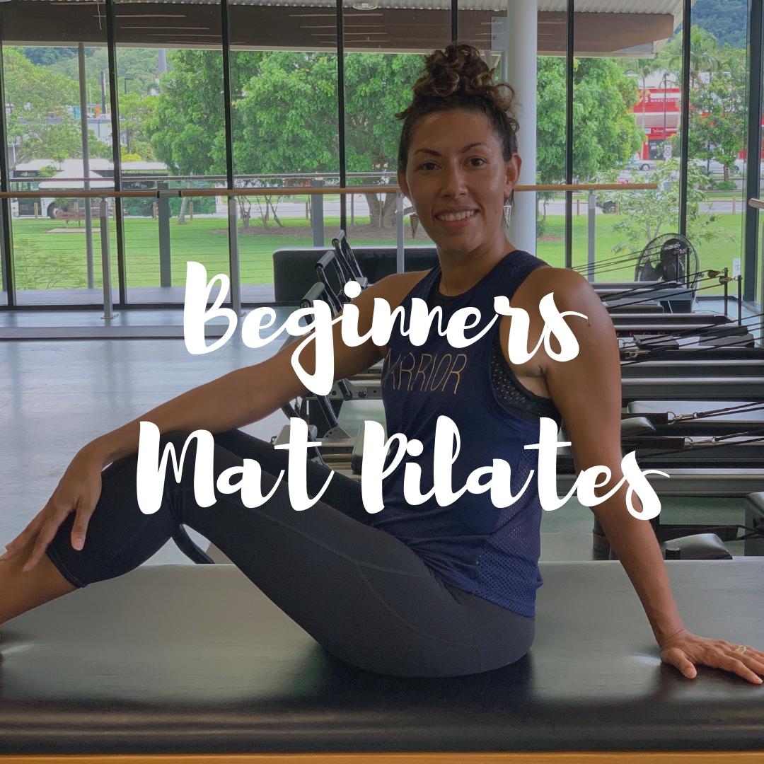 Beginners Mat Pilates - 6 Week Block 00092