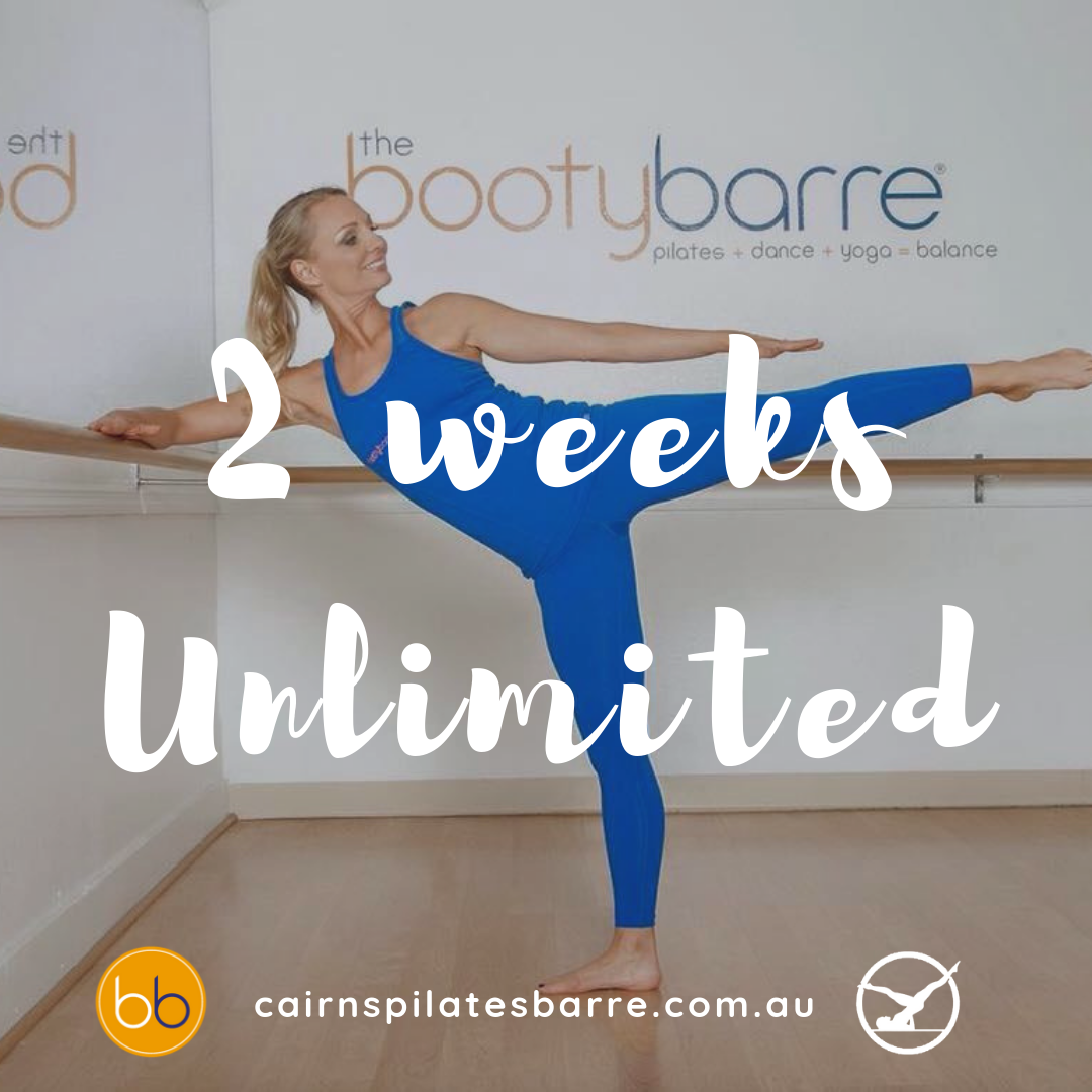 Intro Offer | 2 Weeks Unlimited