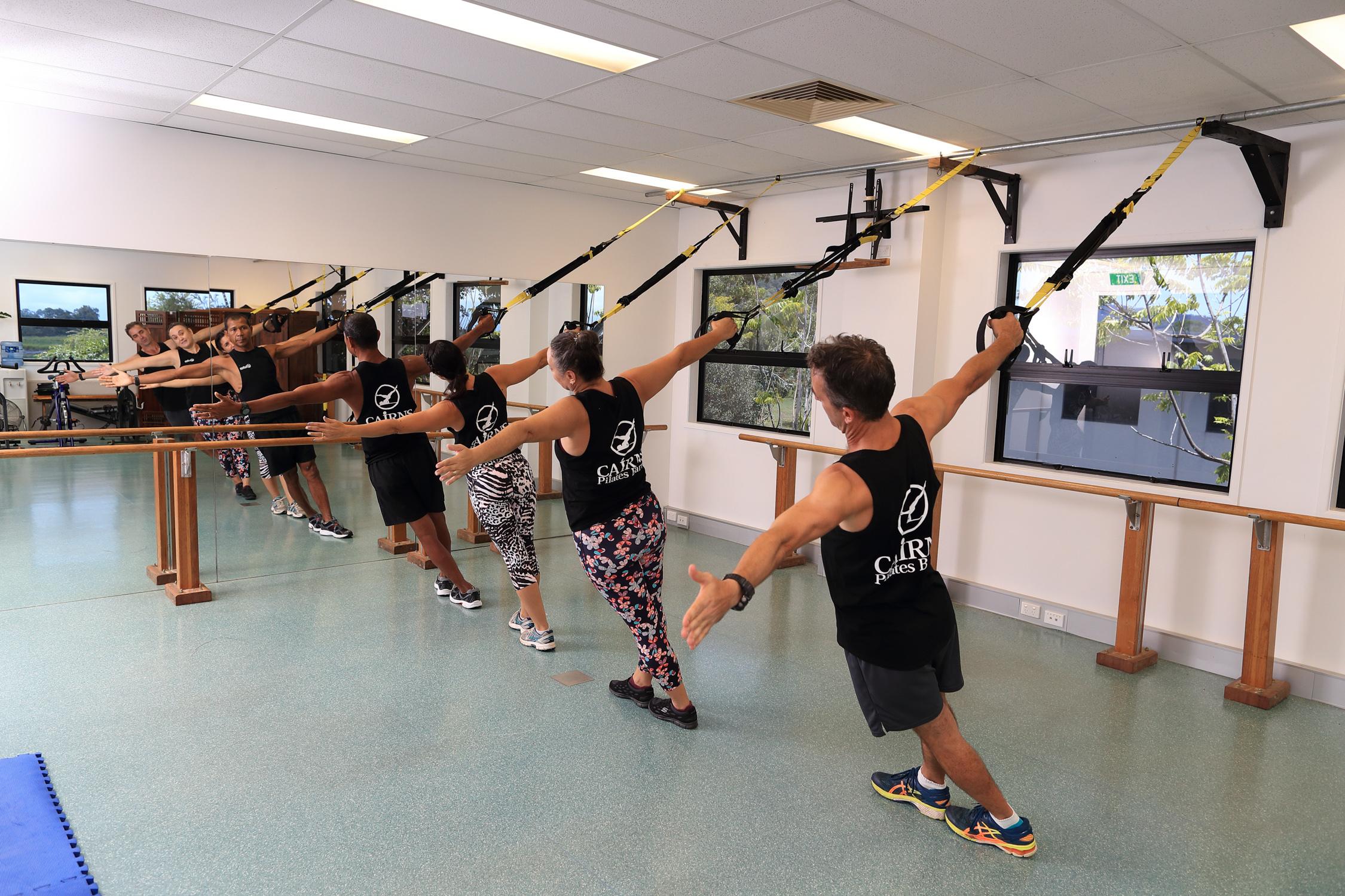 Suspension TRX Mat Pilates