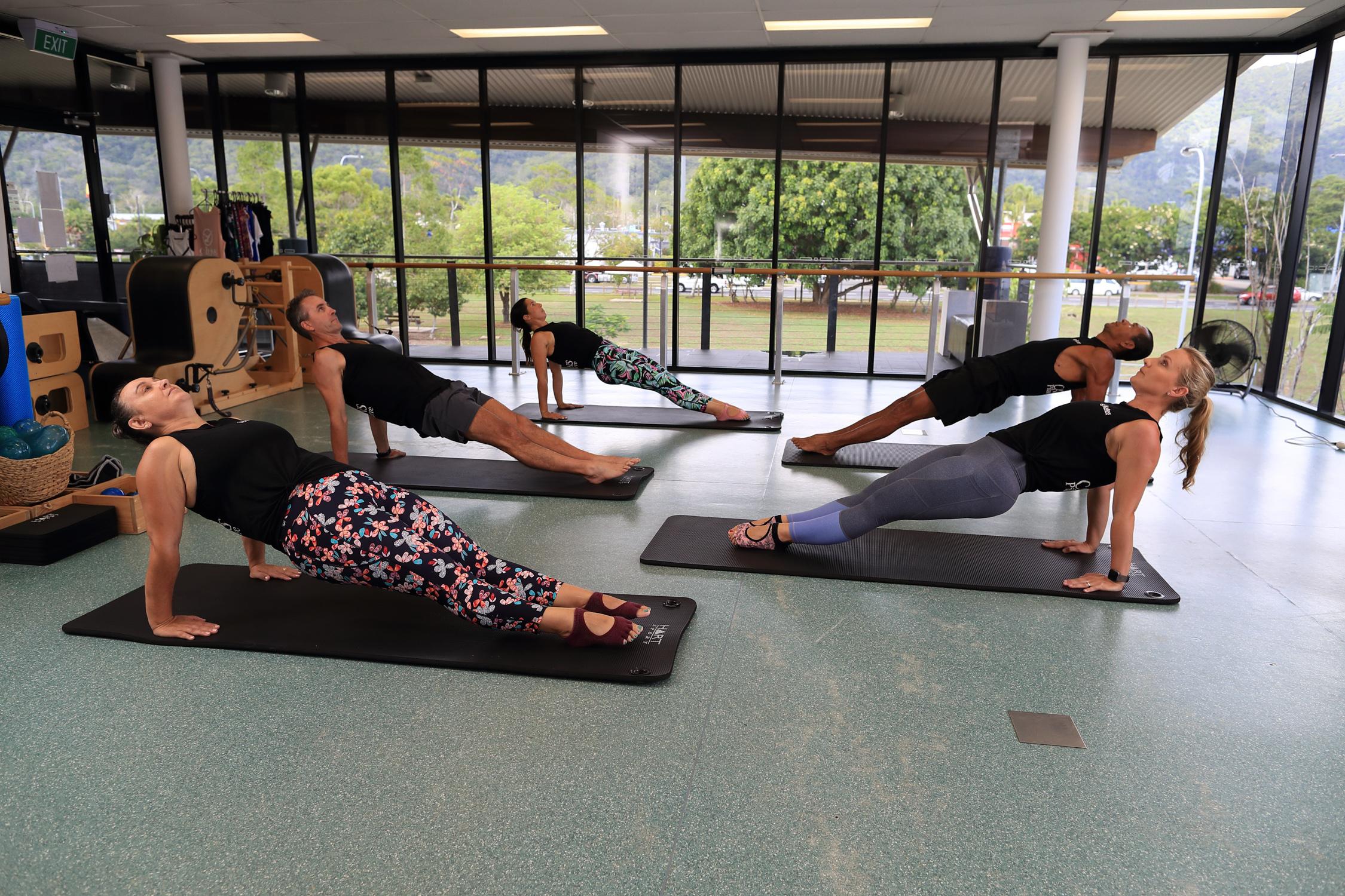 10 x Mat Pilates Class
