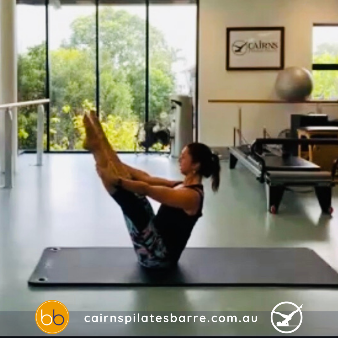 Pilates Online - Single Pass 00180