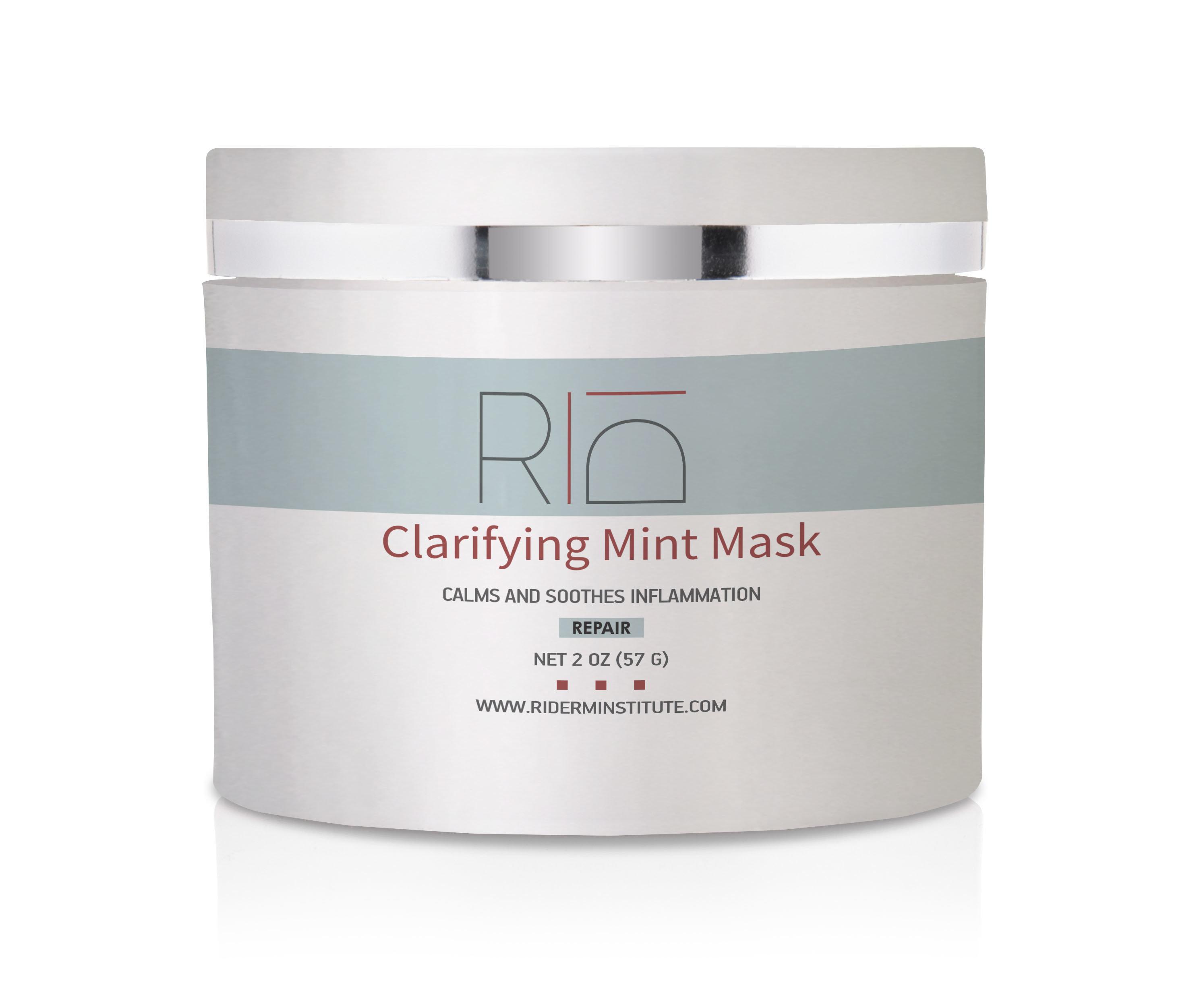 Clarifying Mint Mask 00010