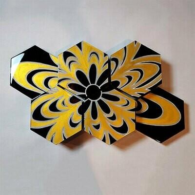 Honeycomb Daisy