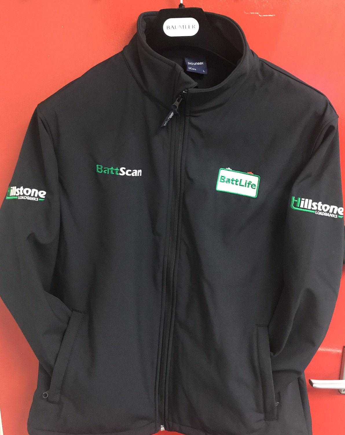 BattLife Soft shell Jackets