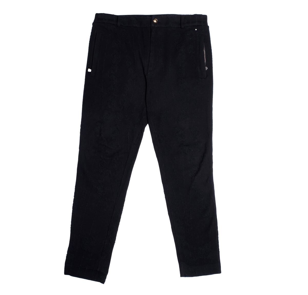 BLACK COGNOSCENTI (Trouser)