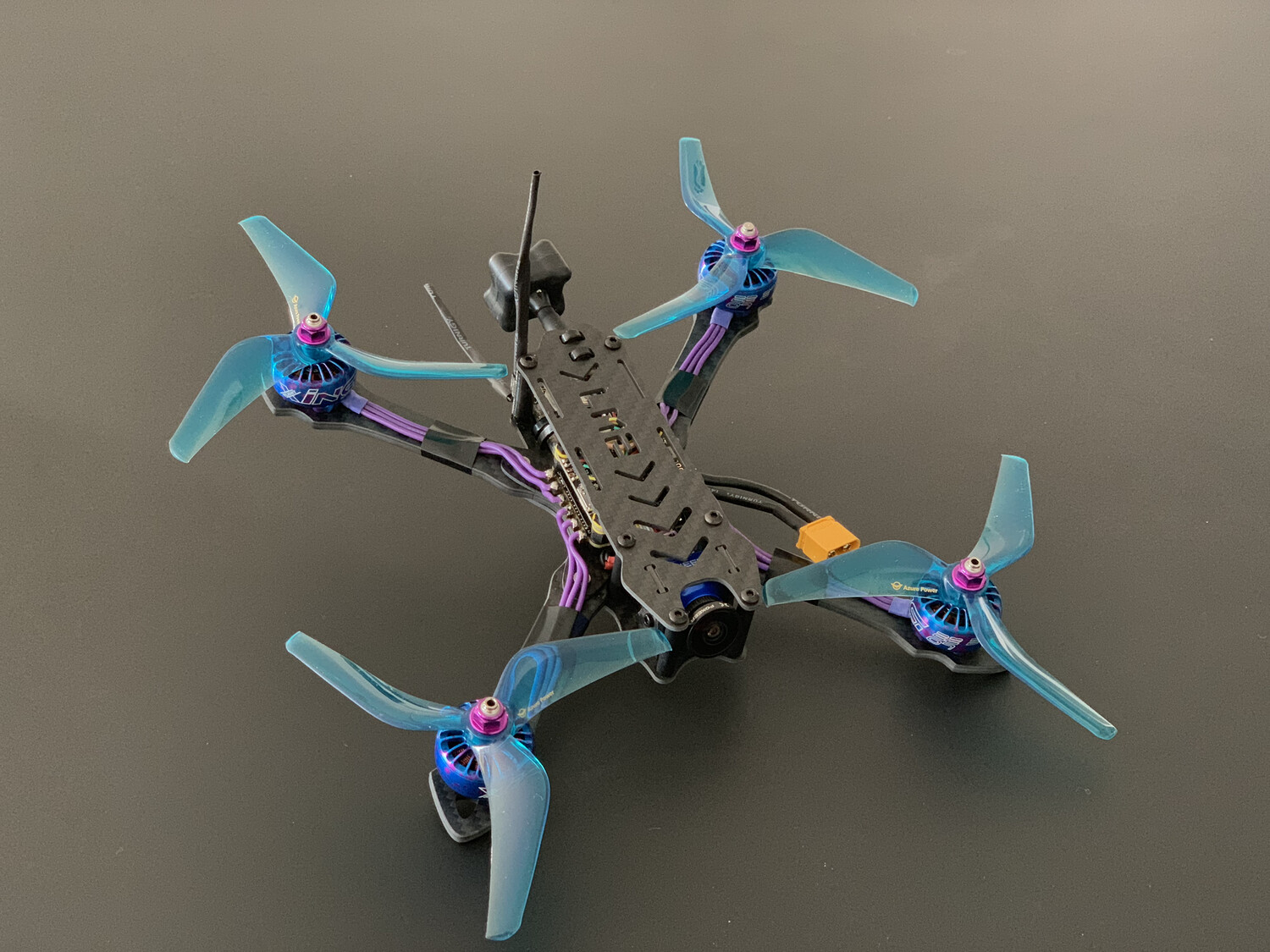LMultirotors Frame - BNF Drone ( Bind-and-Fly )