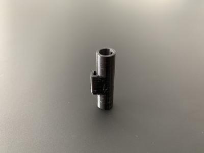 Supporto Fascetta Antenna su Standoff 30mm