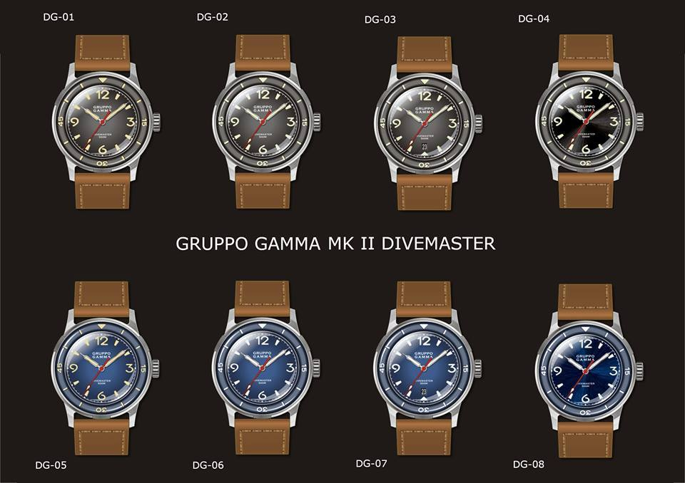 Divemaster DG-07 Preordine / Preorder