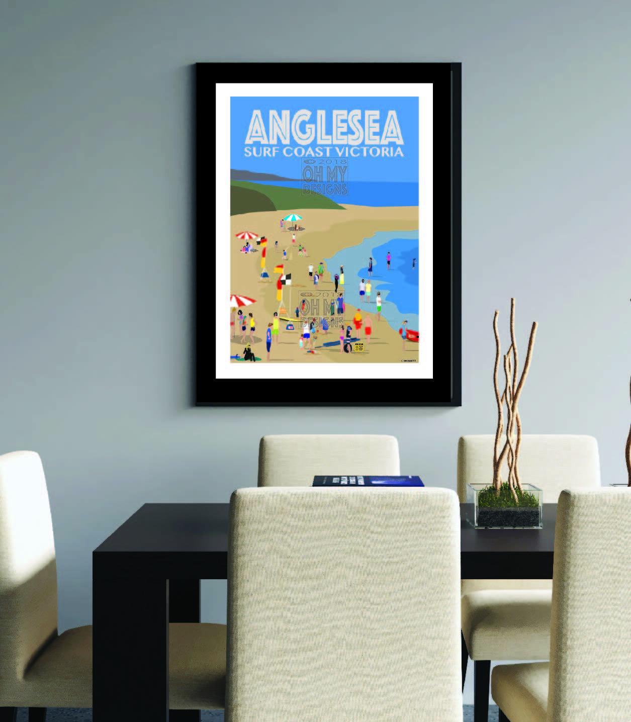 Anglesea - Beach