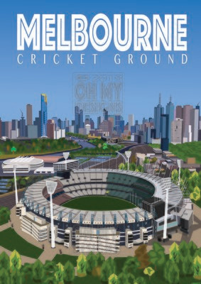 Melbourne - Melbourne Cricket Ground