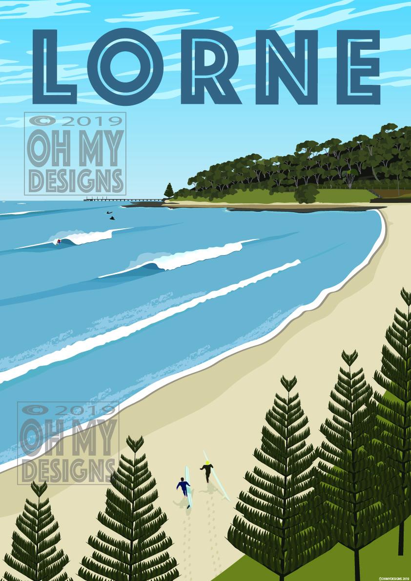 Lorne - Foreshore LO-FS