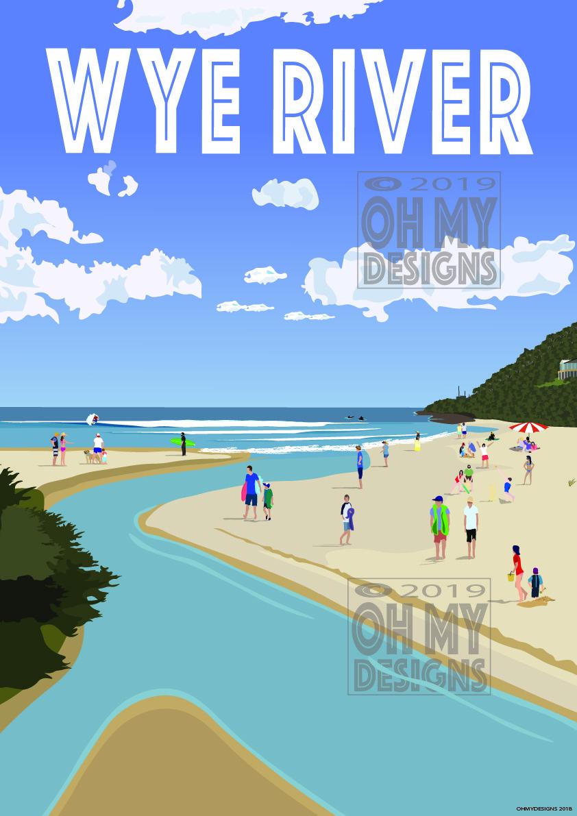 WYE River WY-RI