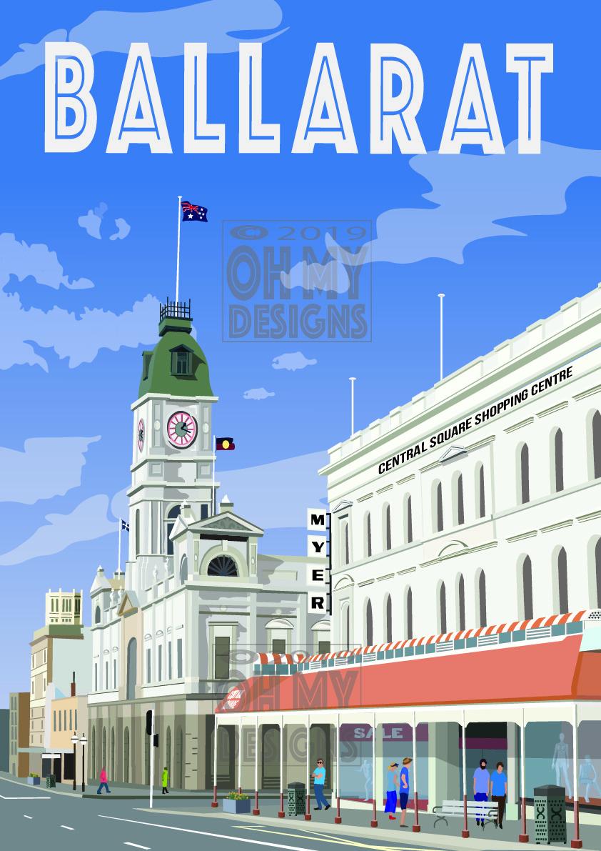 Ballarat - City Centre BA-CC