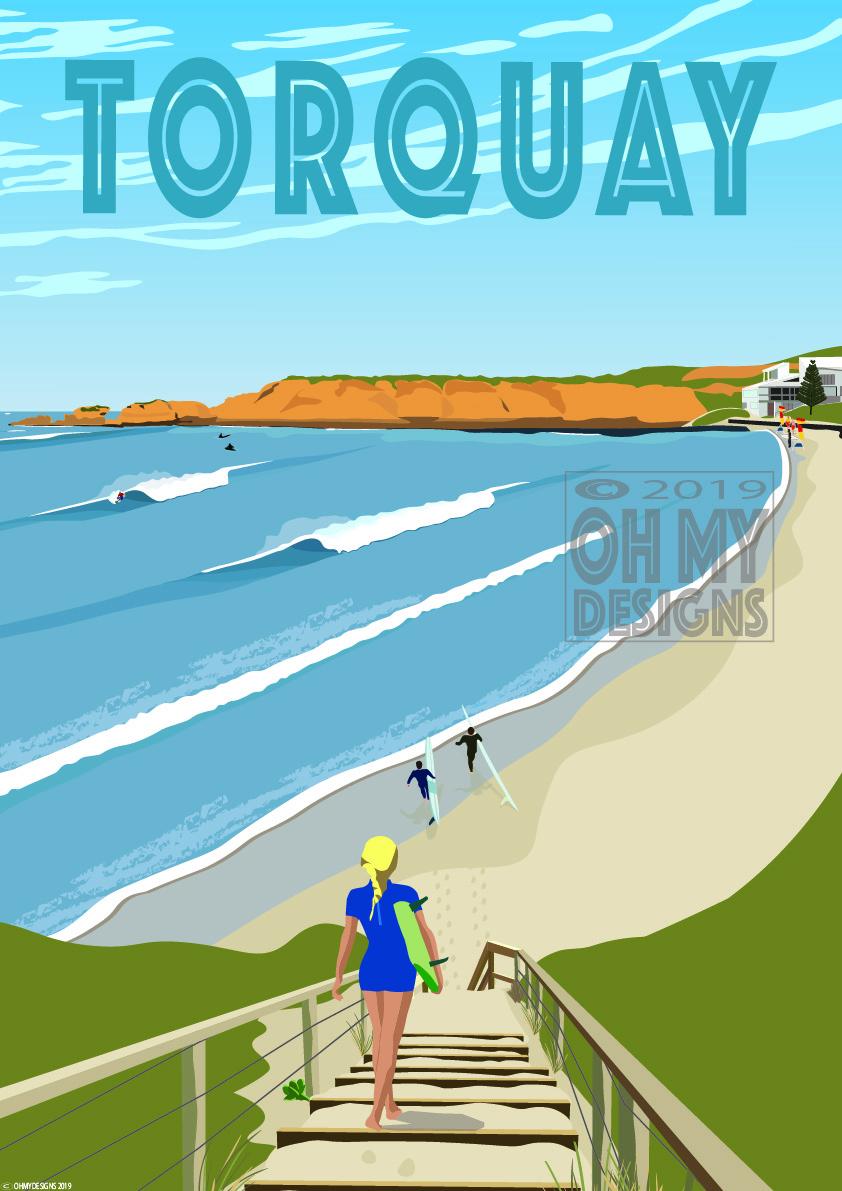 Torquay - Back Beach TO-BB