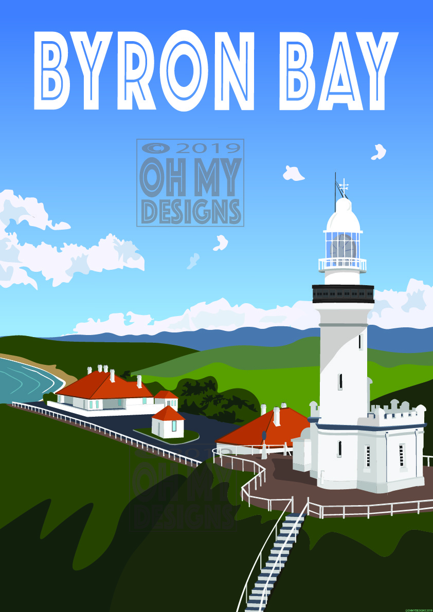 Byron Bay - Lighthouse BB-LH