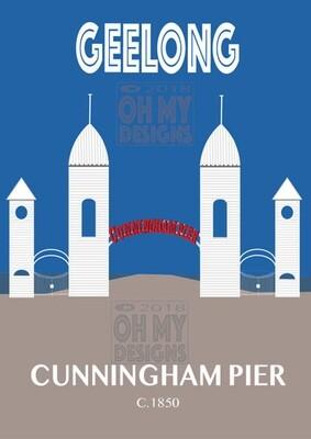 Geelong Foreshore - Cunningham Pier