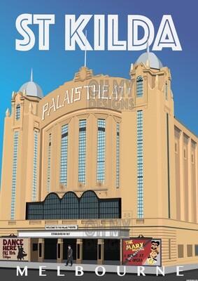 Melbourne - ST KILDA PALAIS THEATRE