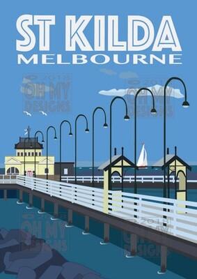 Melbourne - ST KILDA PIER