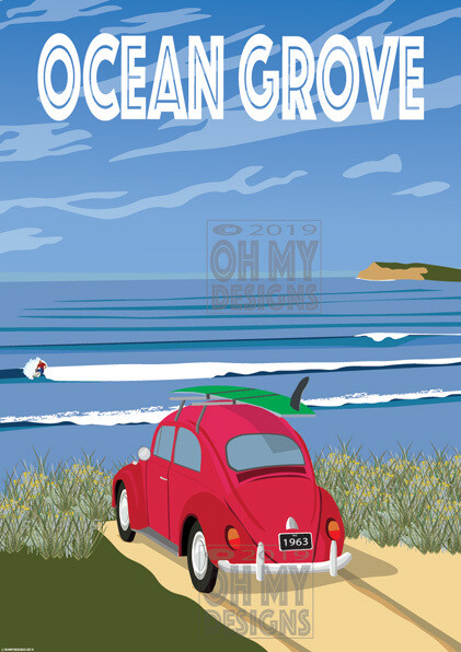 Ocean Grove - Coastal Drive