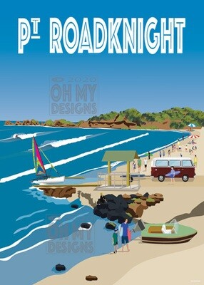Anglesea - Point Roadknight