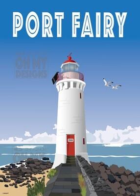 NEWEST! Port Fairy - Lighthouse