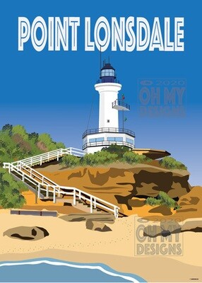 NEWEST! Point Lonsdale - Lighthouse Stairs